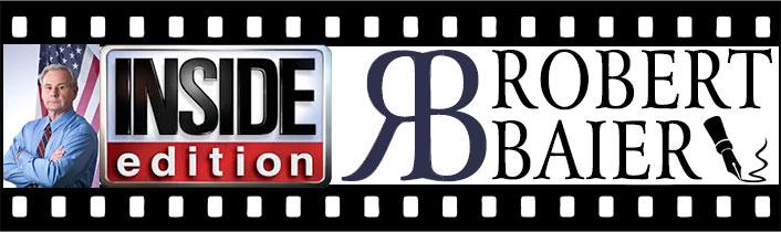Expert Document Examiner Bob Baier Retina Logo