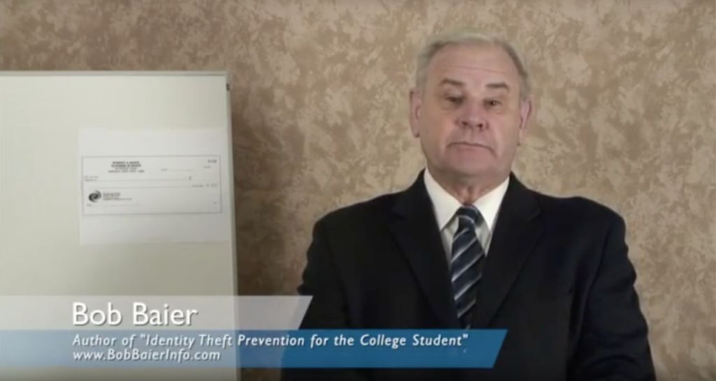 Bob Baier-Forensic Handwriting Expert and Document Examiner