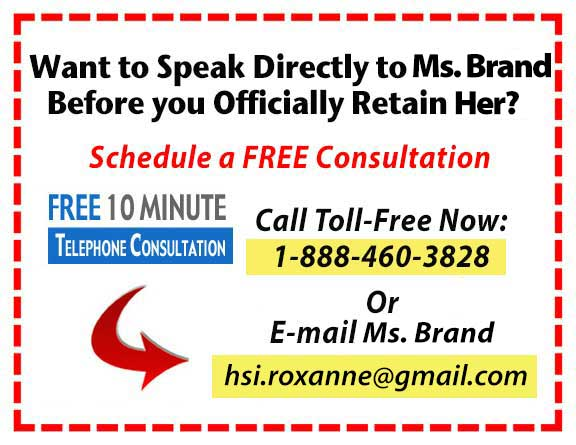 Contact Roxanne Brand Now