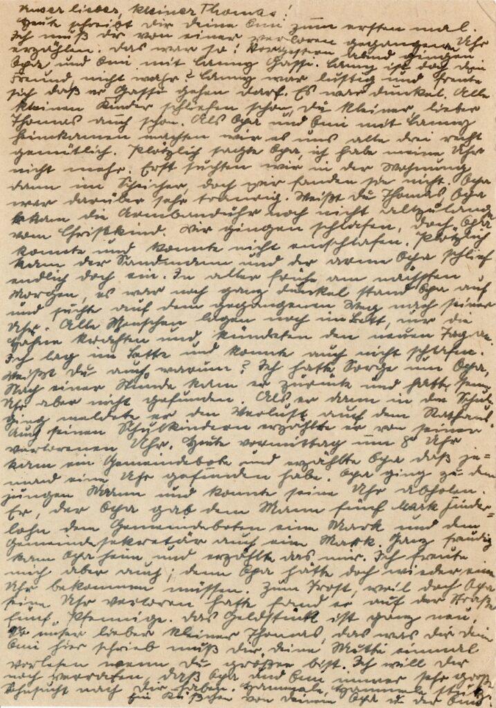 old handwriting analysis with Roxanne Brand